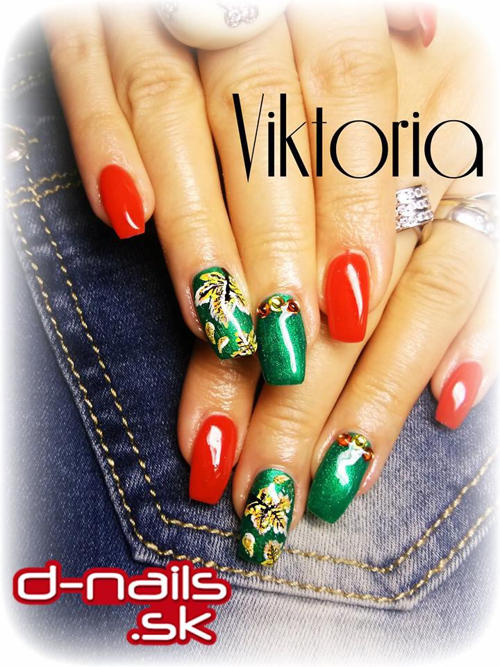 Kamienky na Gélové Nechty | Nails, Farebné UV Gély