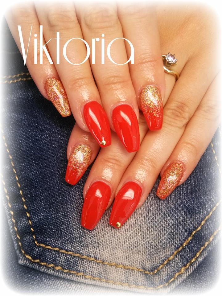 Glitter | Nails, Farebné UV Gély, Mihalnice, Ardell | d